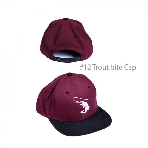Trout bite Cap