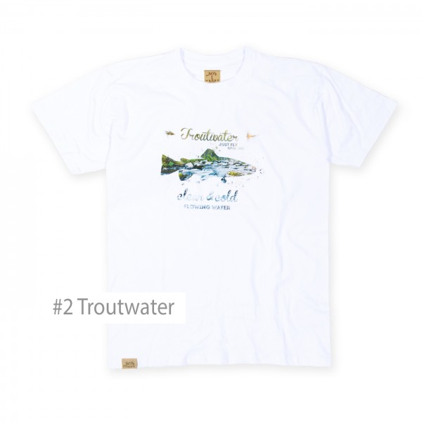 Flyfishing Shirt Troutwater