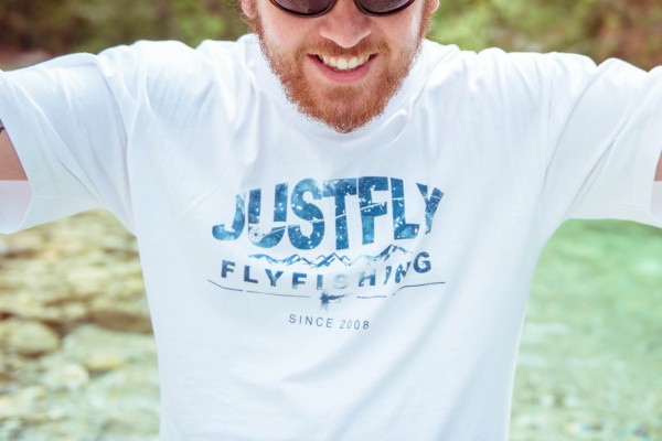 Flyfishing Shirt Curved Style