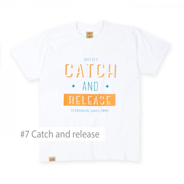 Flyfishing Shirt Catch & Release